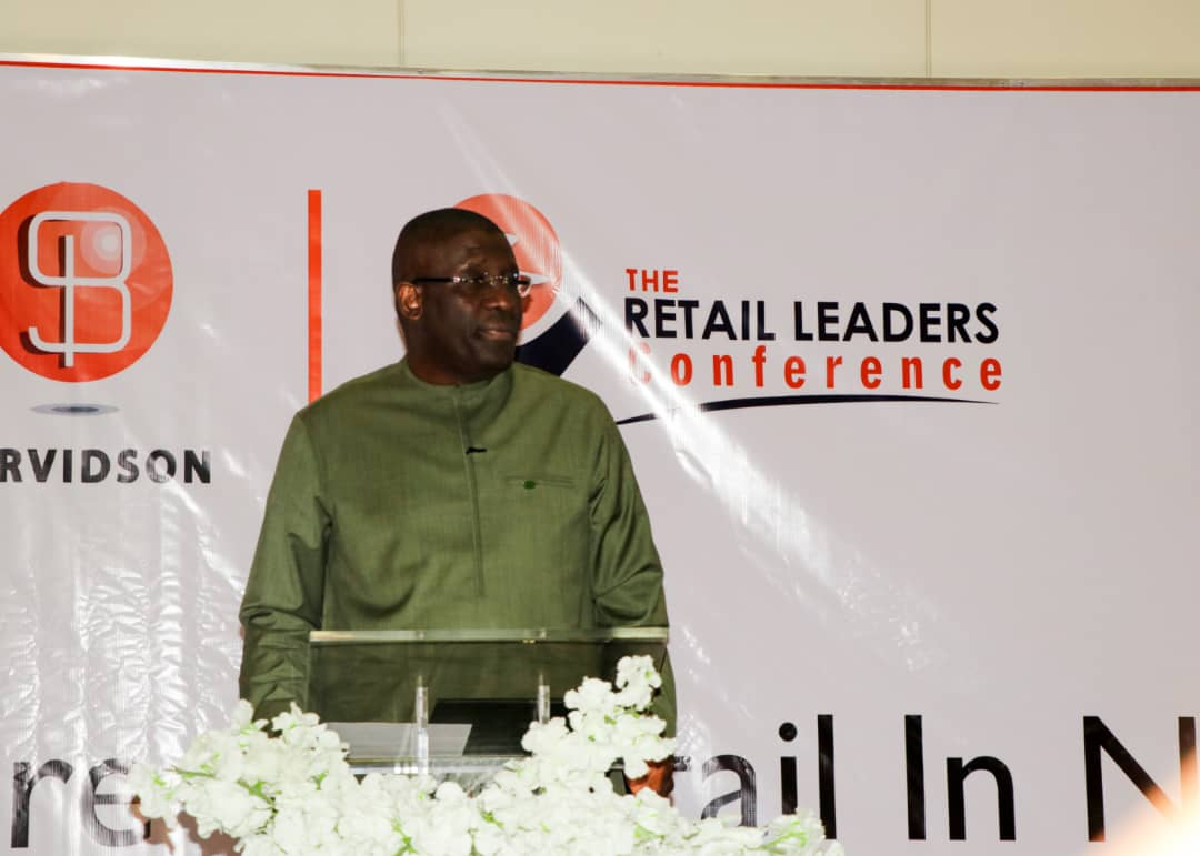 The Retail Leaders Conference: Waheed Olugunju urge Nigerians to buy made-in-Nigeria goods