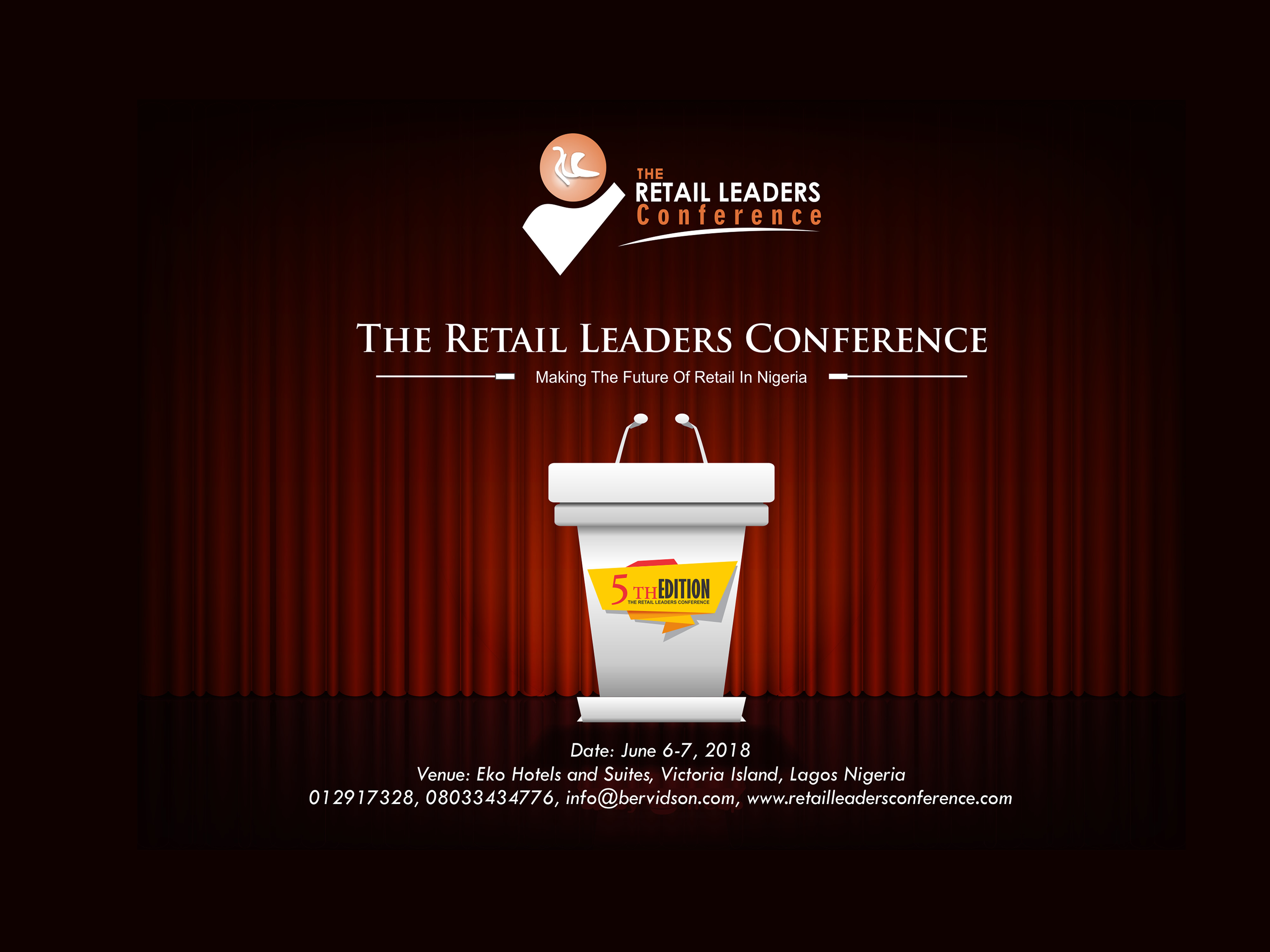 THE RETAIL LEADERS CONFERENCE – TRLC 2018 (5TH EDITION)