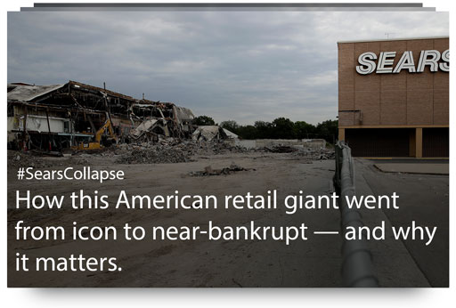 The Fall of an American Retail Icon – Lessons for Nigeria Retailers