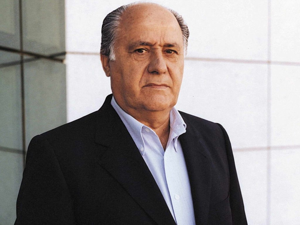 Amancio Ortega Displaces Bill Gates as World's Richest Man