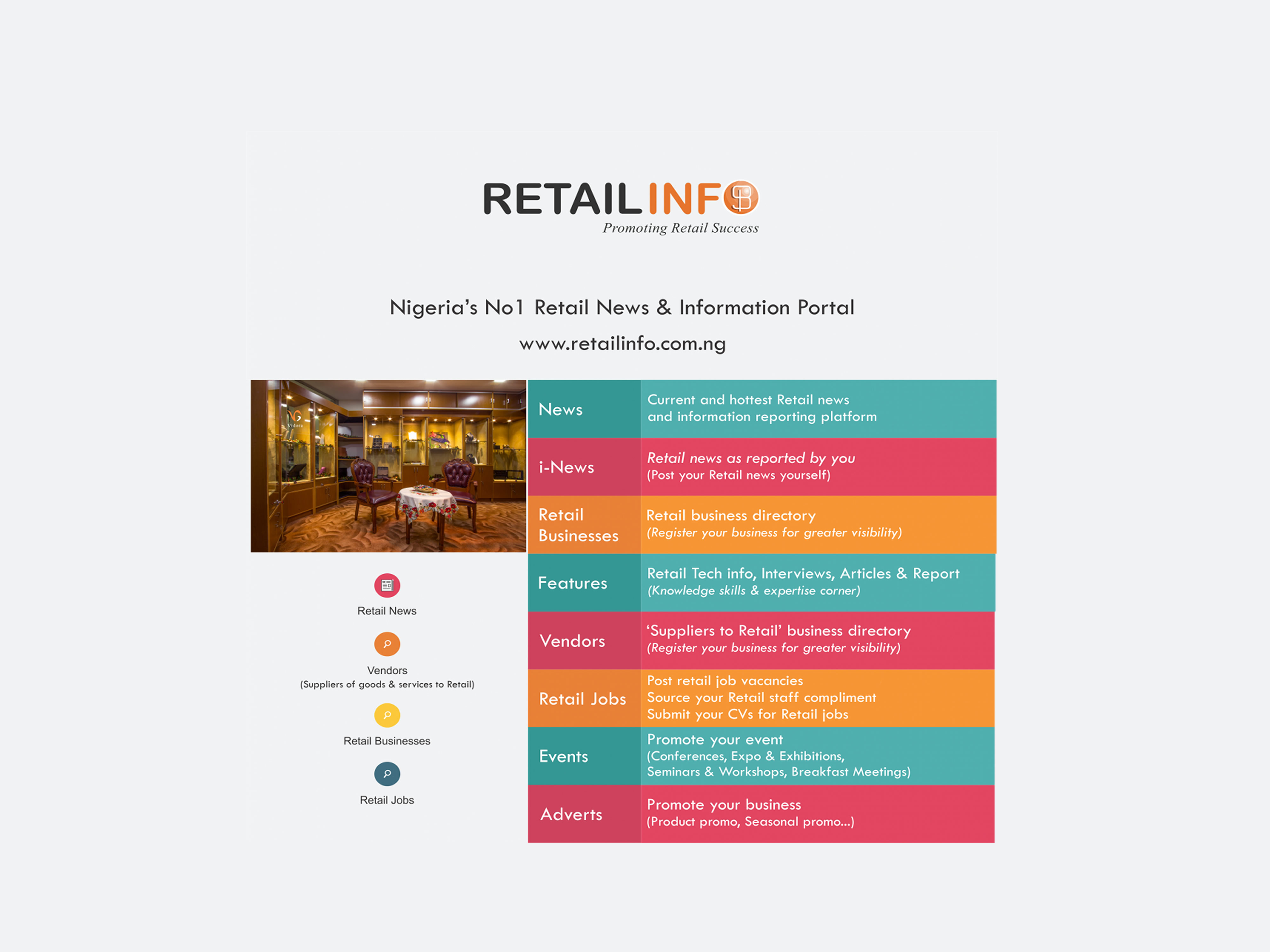 The Nigeria Retail Revolution & The Imperative of Information Sharing