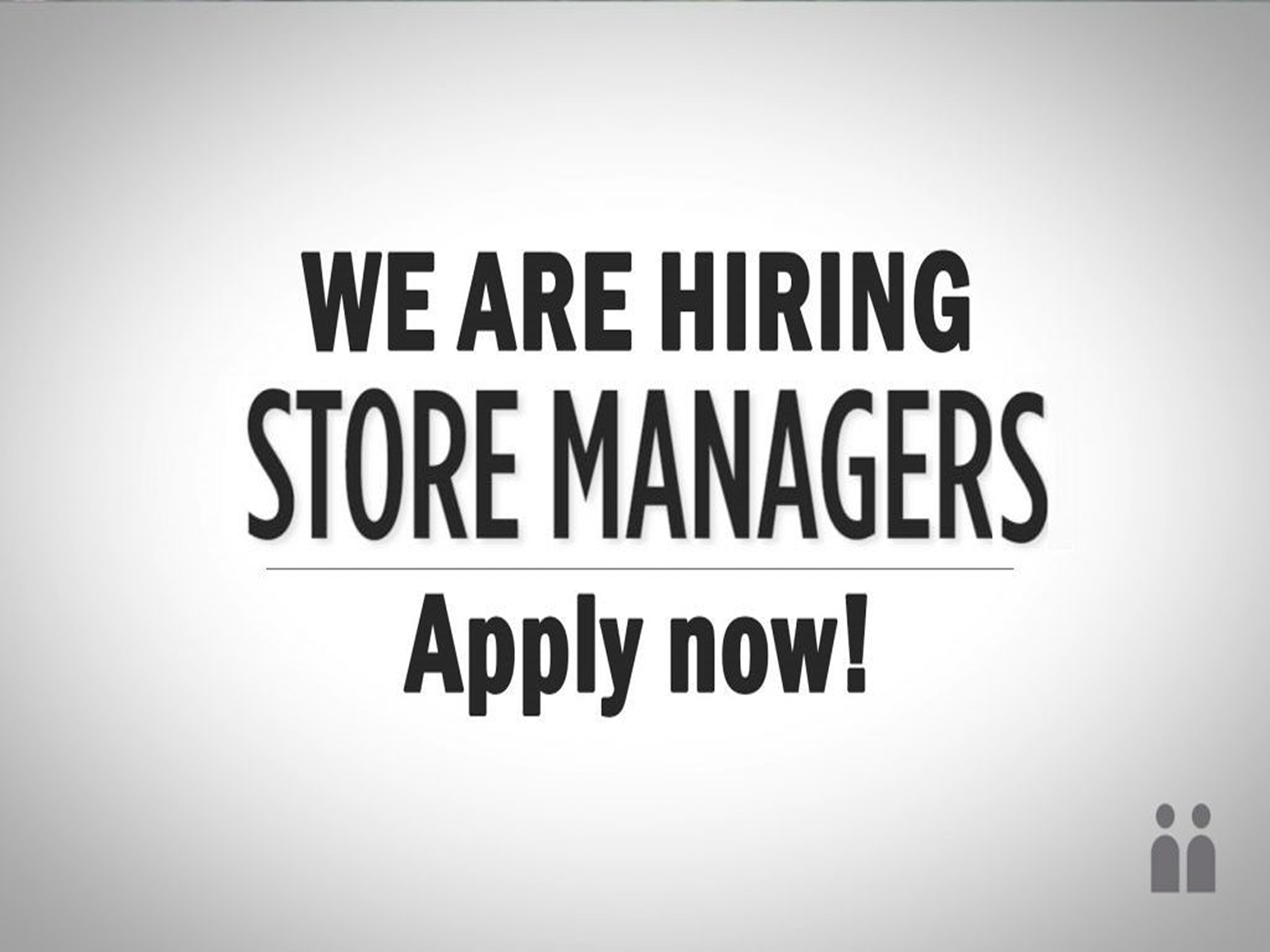 Bervidson Retail Group Is Recruiting!