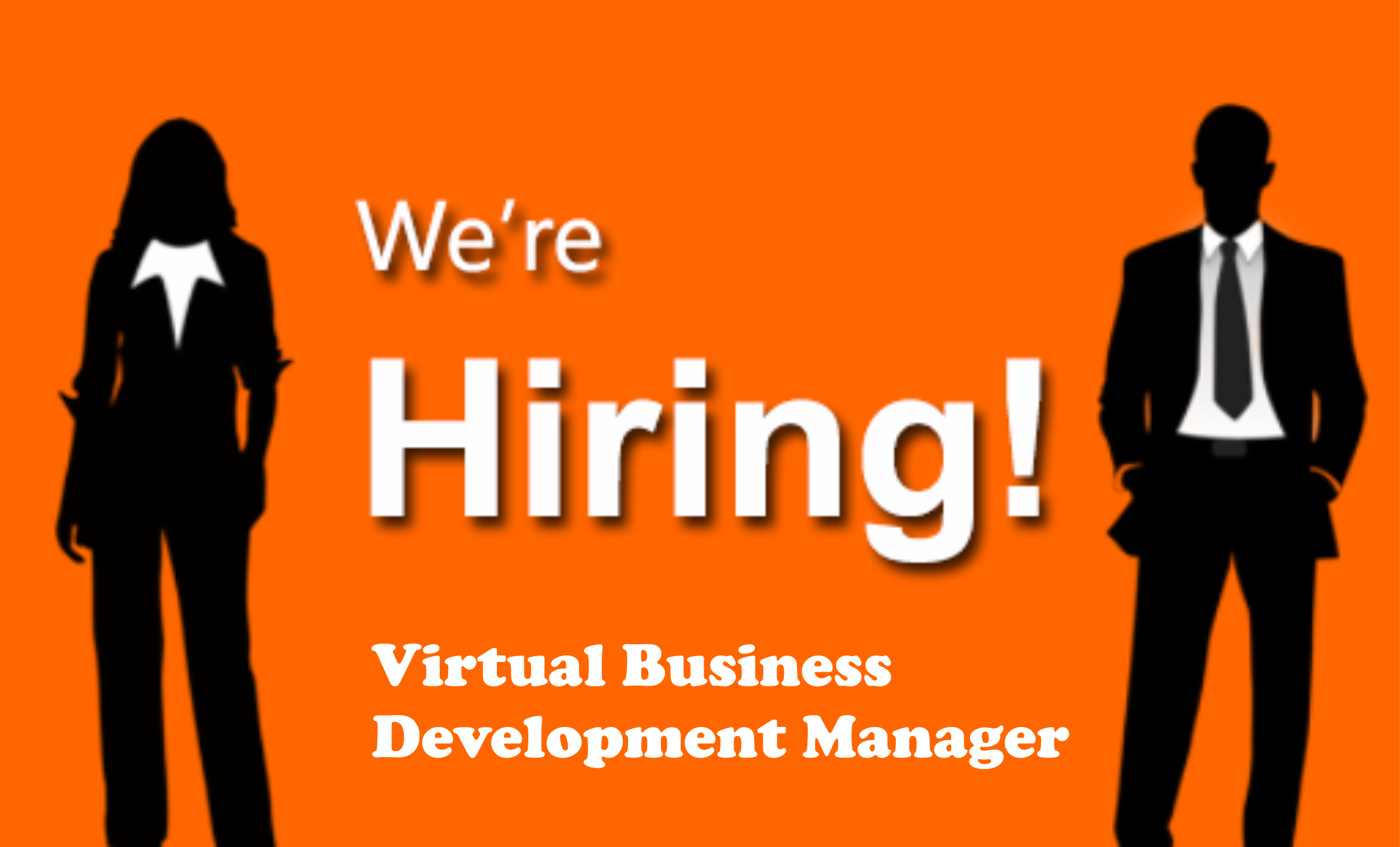 Virtual Business Development Managers (Commission Based)