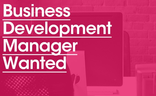 Business Development Manager Needed