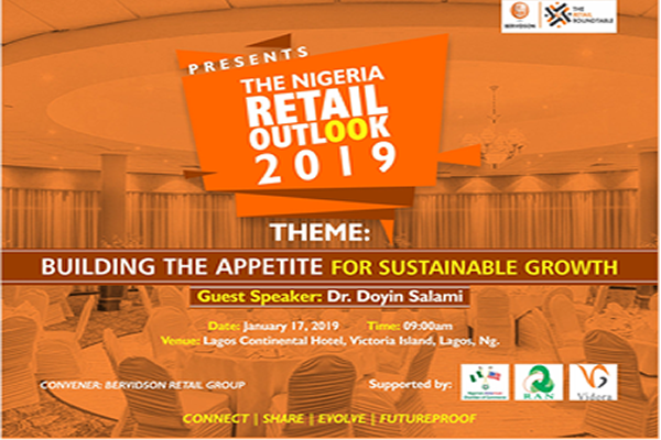 The Retail Roundtable Presents The Nigeria Retail Outlook 2019 – Your Invitation