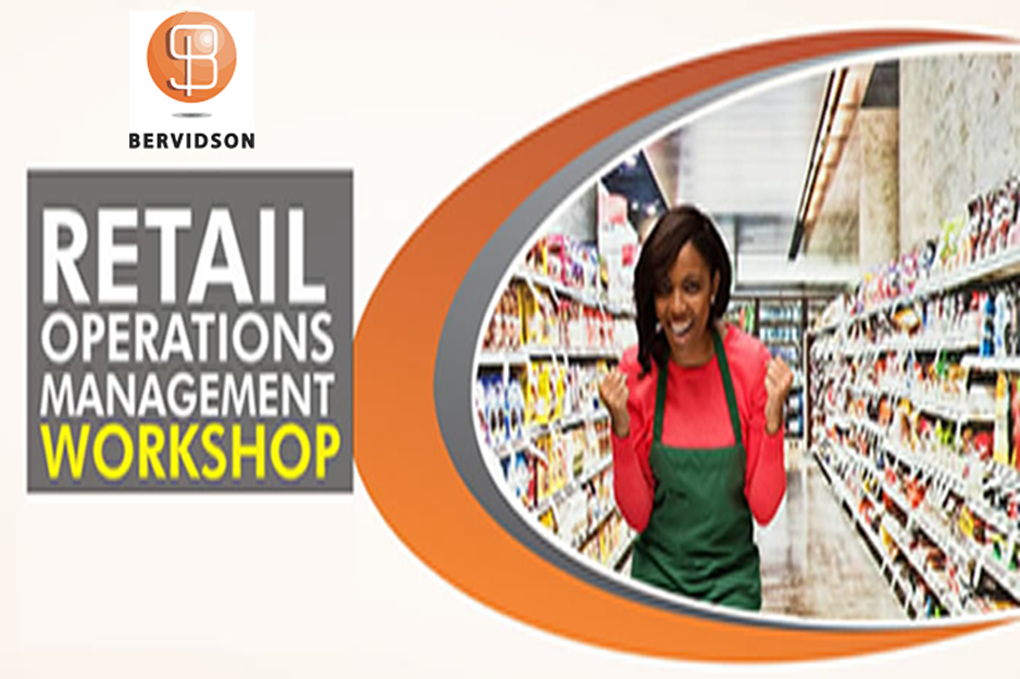 Receive The Latest Concepts & Best Practices For Total Success In Retail Management In Great Depth