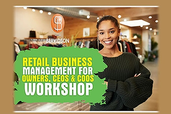 Retail Business Owners, CEOs & COOs Workshop