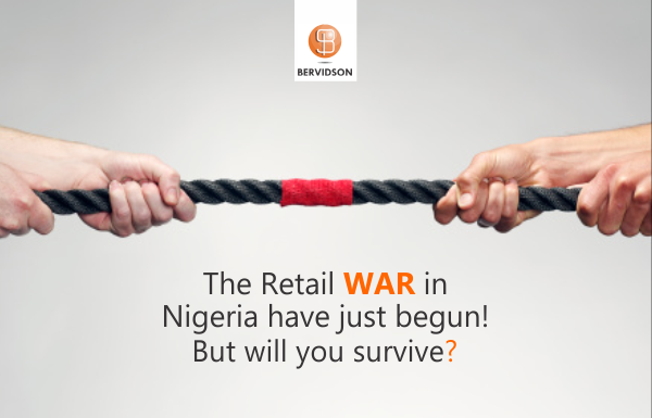 The Retail WAR in Nigeria have just begun!